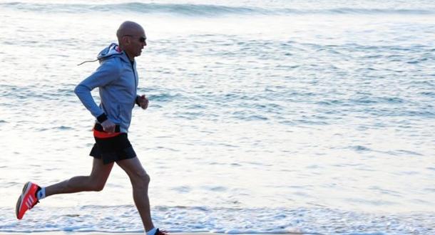 Le premier marathon - Dominique Chauvelier